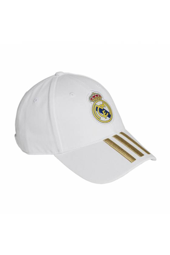 GORRA BLANCA REAL MADRID