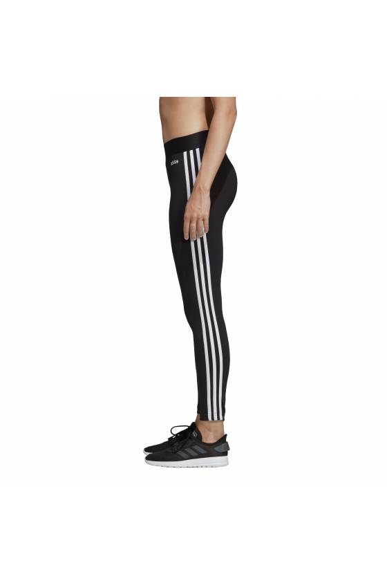 LEGGINGS-MALLAS Adidas ESSENTIALS 3 BANDAS TIGHT -masdeporte