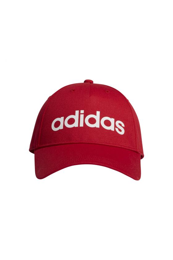Gorra Adidas DAILY ROJA - masdeporte