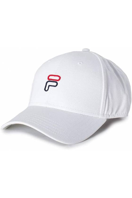 "GORRA 6 PANEL ""F"" OUTLINE LOGO"