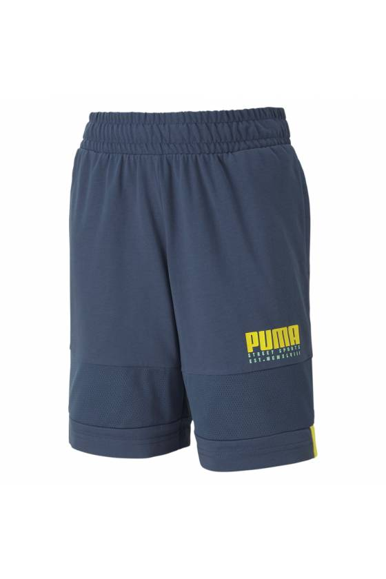 ALPHA JERSEY SHORTS B DARK...