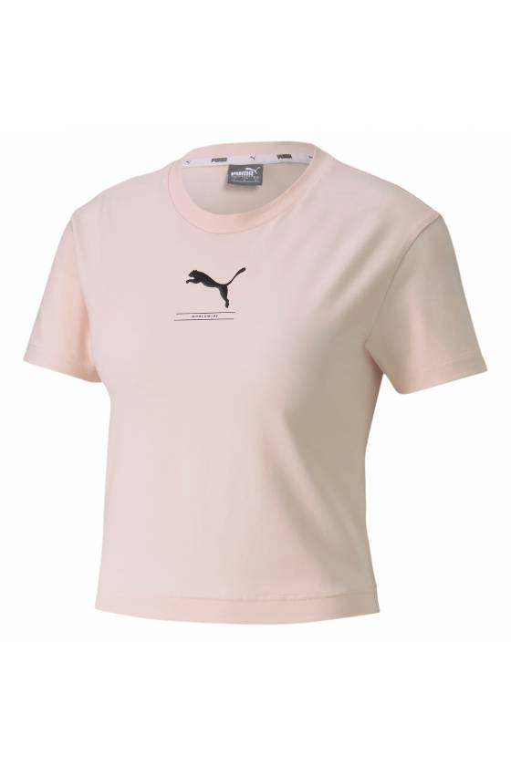 NU-TILITY FITTED TEE PUMA...