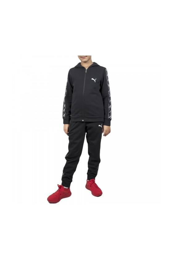 B FULL ZIP SWEAT SUIT PUMA...