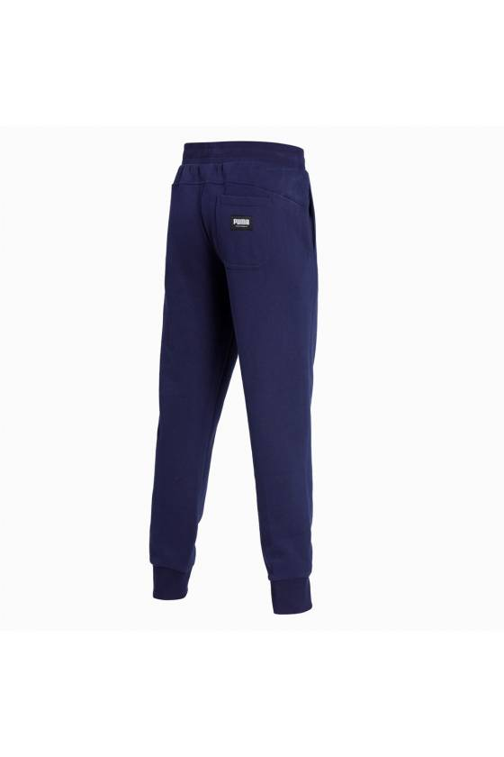 ATHLETICS PANTS FL CL PEACOAT 06 FA2020