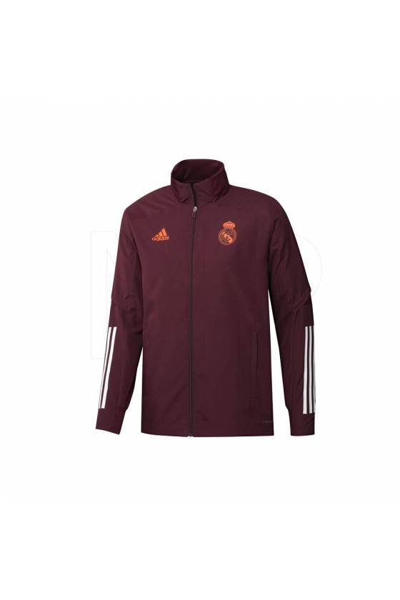 Chaqueta prepartido Real Madrid
