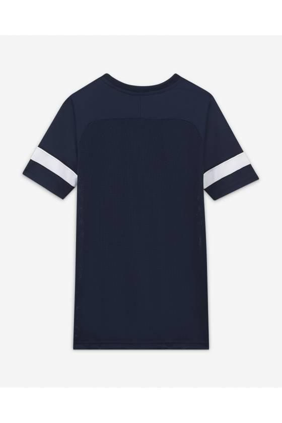 Camiseta Nike Dri-FIT Academy OBSIDIAN/W
