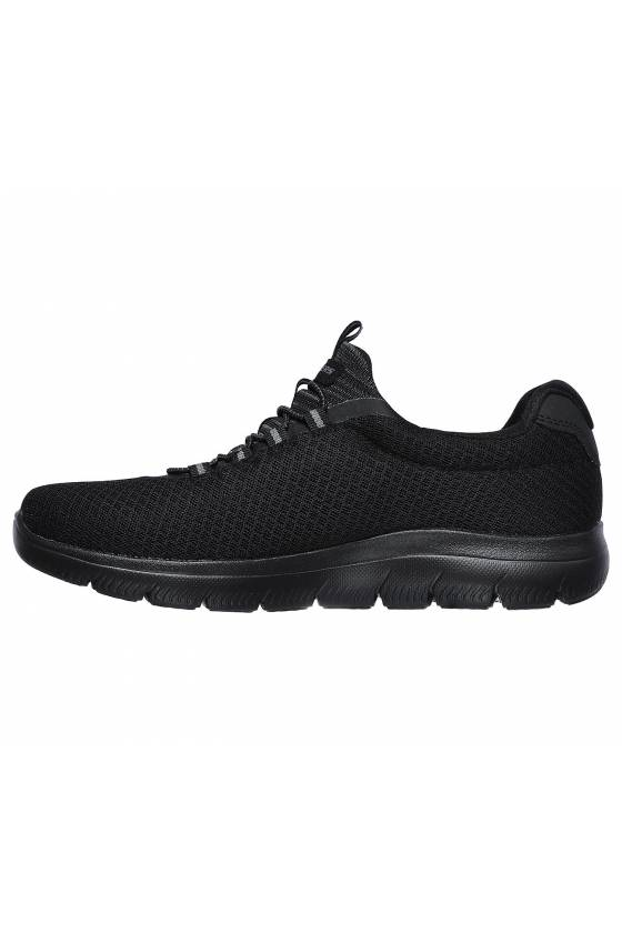 ZAPATILLA SKECHERS SUMMITS BBK