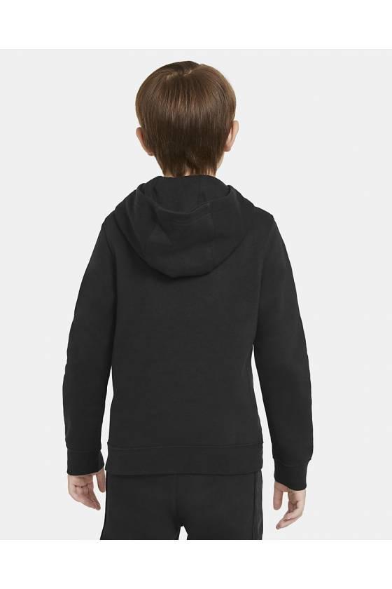 Sudadera Niño Nike Sportswear JDI BLACK/BLAC