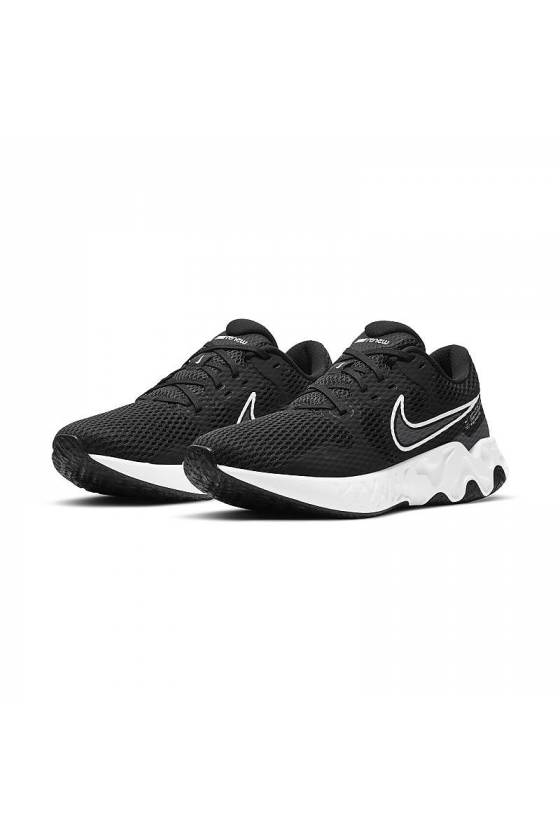 Zapatilla Nike Renew Ride 2 BLACK/WHIT
