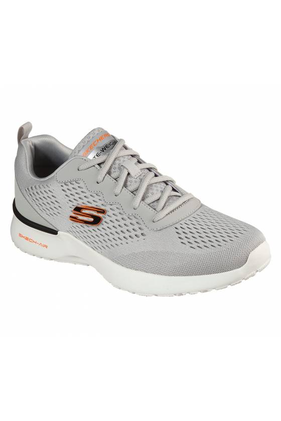 ZAPATILLA SKECHERS SKECH-AIR DYNAMIGHT-TUNED UP GRY