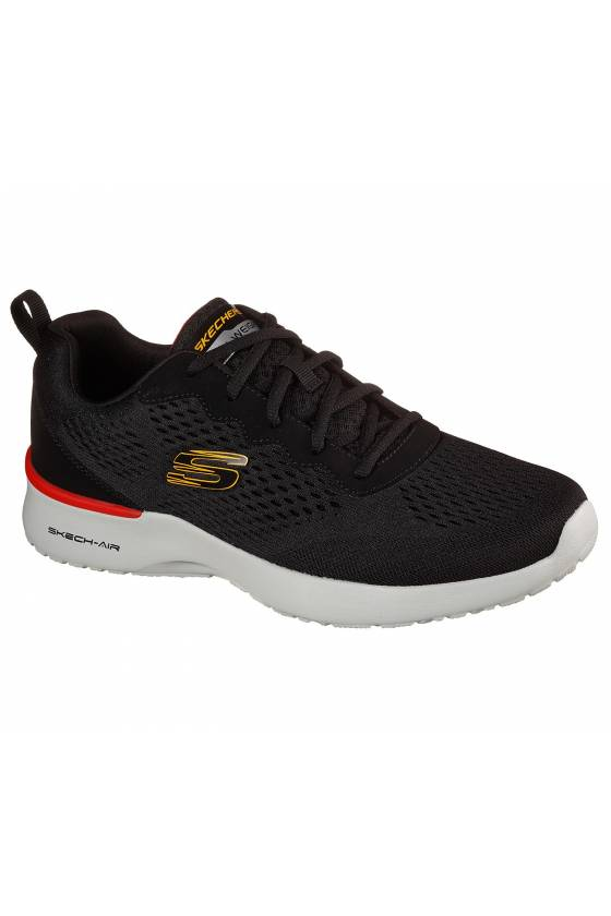 ZAPATILLAS SKECH-AIR DYNAMIGHT-TUNED UP BLK