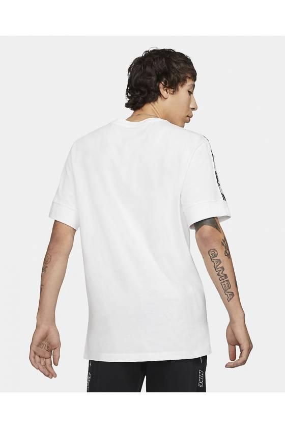 Camiseta Nike Sportswear WHITE/BLAC