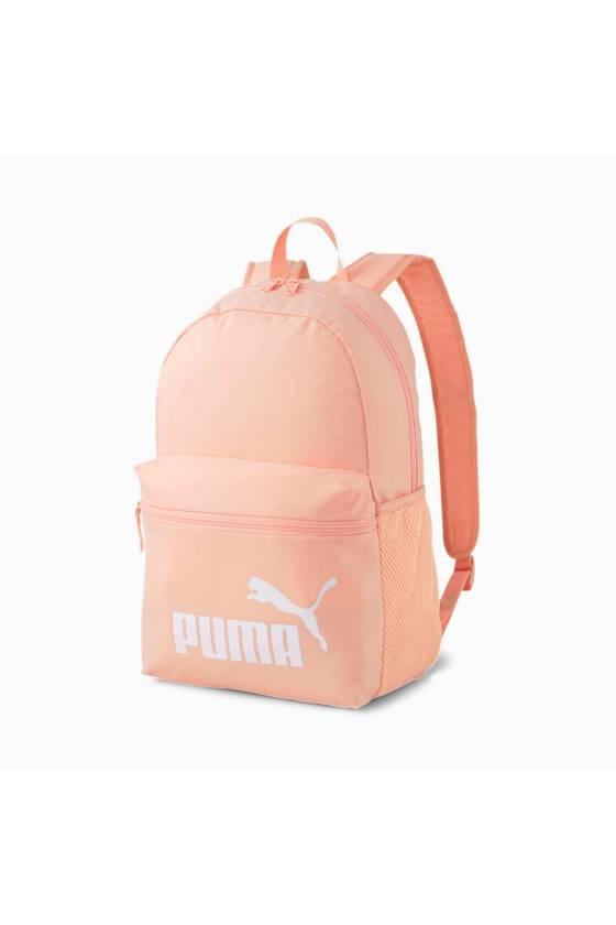 Mochila-detras-puma-Phase Backpack Apricot Bl-masdeporte.es