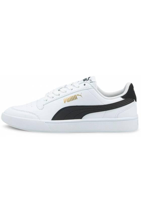 Puma Shuffle Jr Puma White...