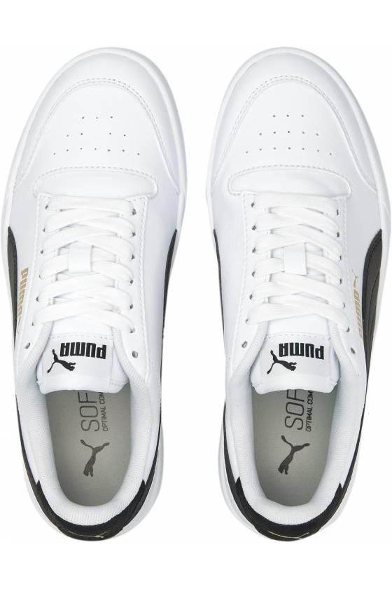 Puma Shuffle Jr Puma White SP2021