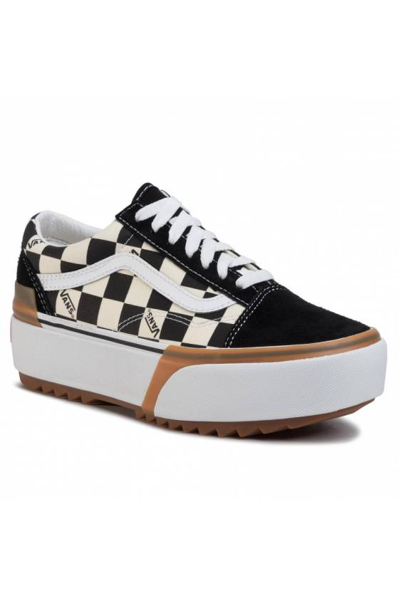 UA Old Skool Stacked (CHECKERBO SP2021