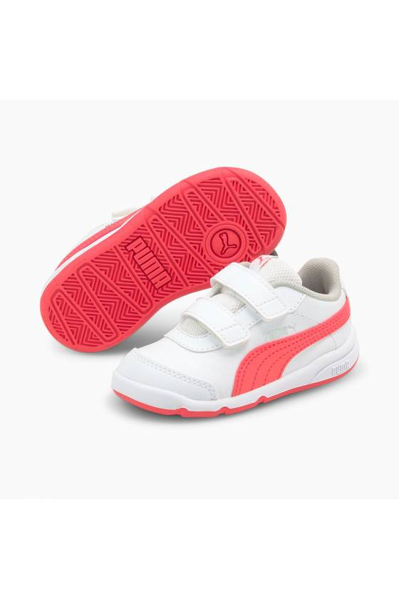 Zapatillas-Stepfleex 2 SL VE V In Puma White - masdeporte