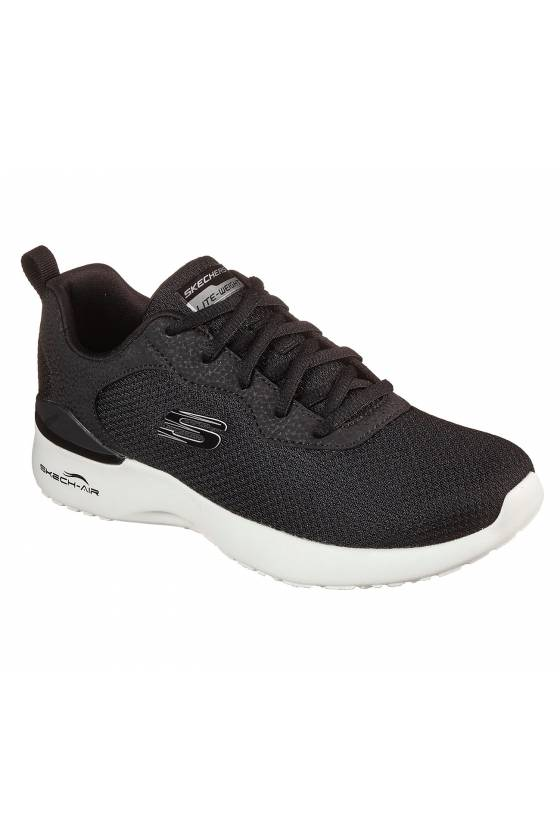 ZAPATILLAS SKECHERS SKECH-AIR DYNAMIGHT-RADIANT C BKW masdeporte.es