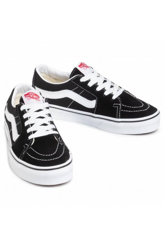 ZAPATILLAS VANS UA SK8-Low Black/True