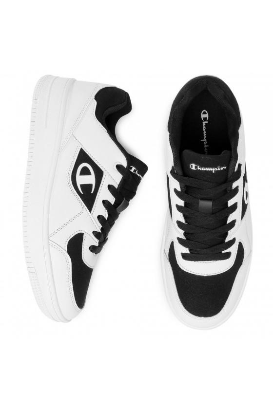 Low Cut Shoe REBOUND L WHT/NBK/OR SP2021