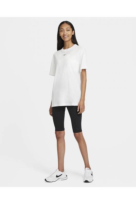Camiseta Nike Sportswear Essent WHITE/BLAC Masdeporte
