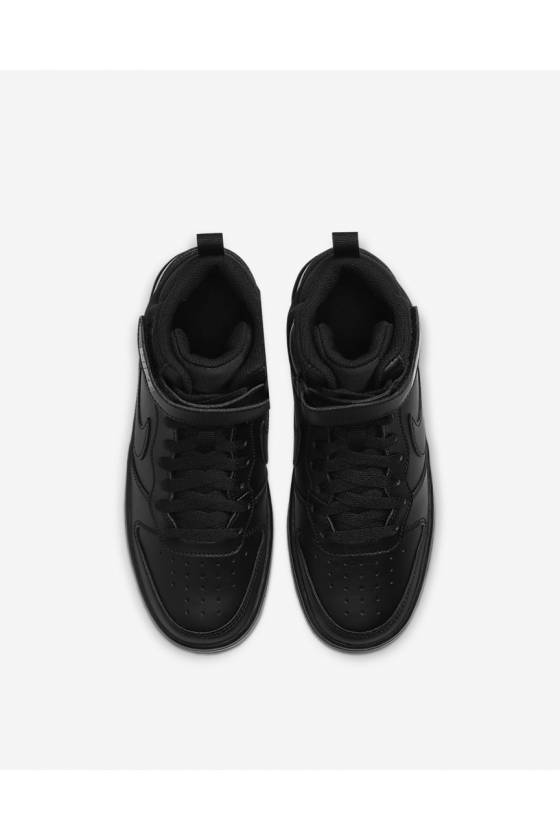 Nike Court Borough Mid BLACK/BLAC SP2021