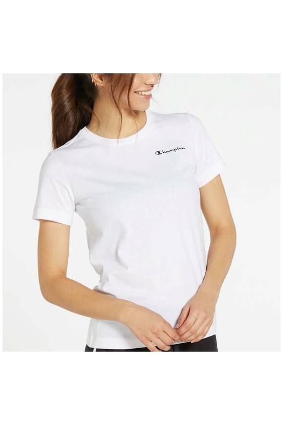 Camiseta Champion Crewneck T-Shirt WHT-masdeporte