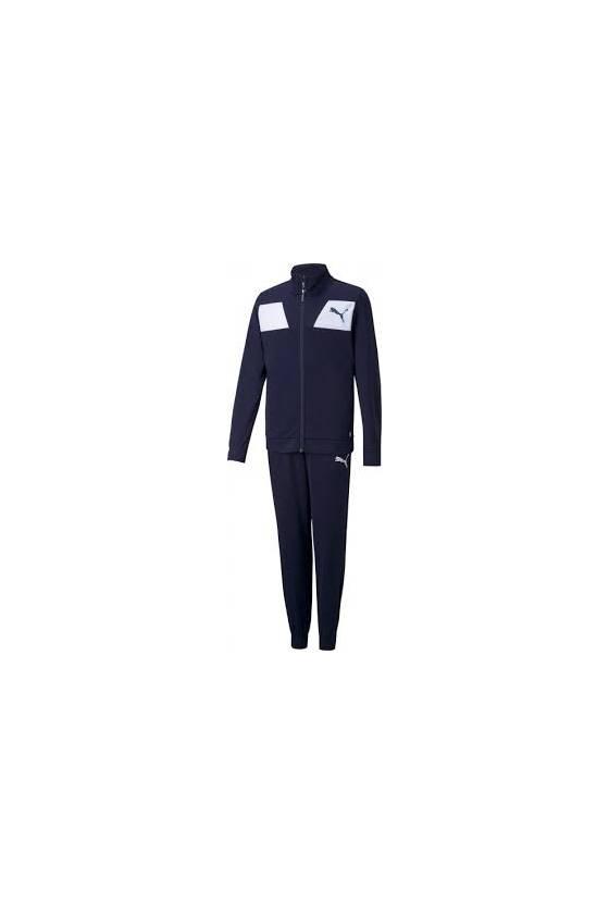 Poly Suit cl B Peacoat SP2021