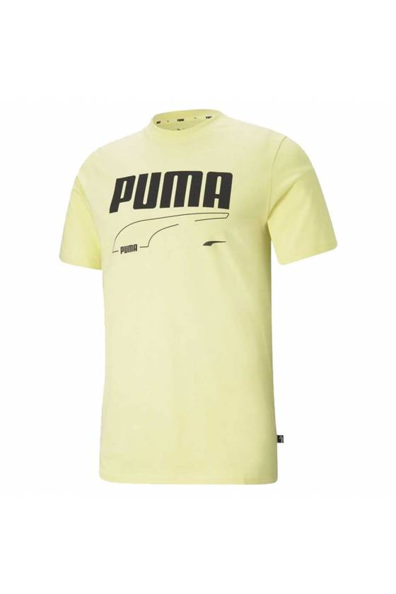 Camiseta Puma REBEL Tee...