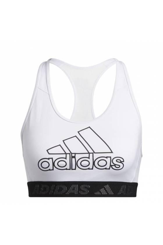 Sujetador Adidas DRST BOS B BLANCO/NEG - Masdeporte