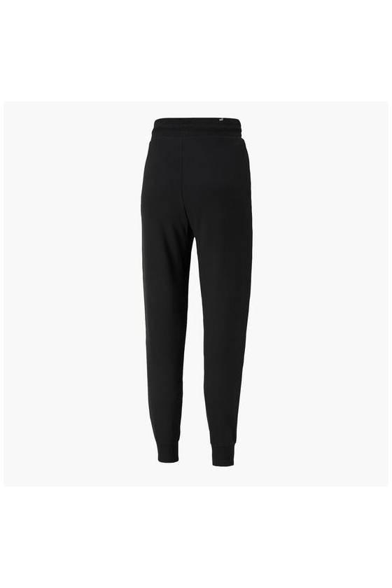Pantalones Rebel High Waist Pants Puma Black - masdeporte