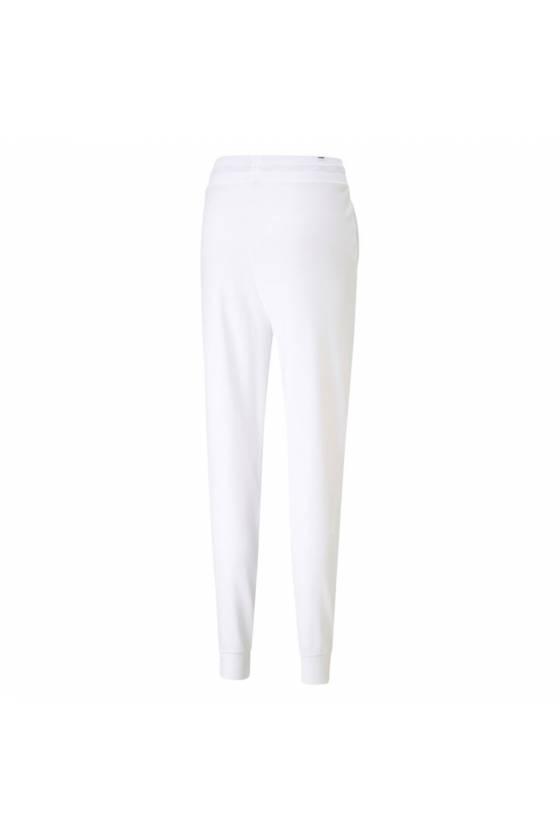 Rebel High Waist Pants Puma White SP2021