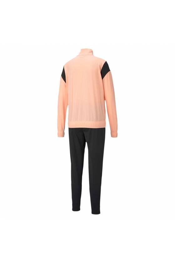 Classic Tricot Suit Apricot Bl SP2021