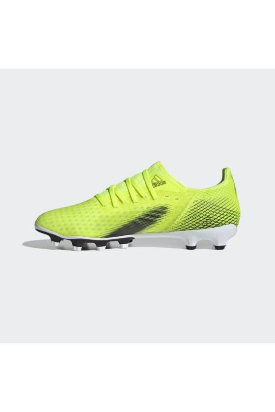 Botas de futbol Adidas X GHOSTED.3 MG AMASOL/NEG - masdeporte