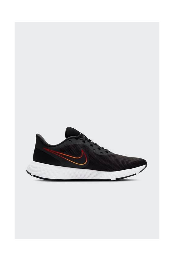 Zapatillas Nike Revolution 5 BLACK/ATOM-masdeporte