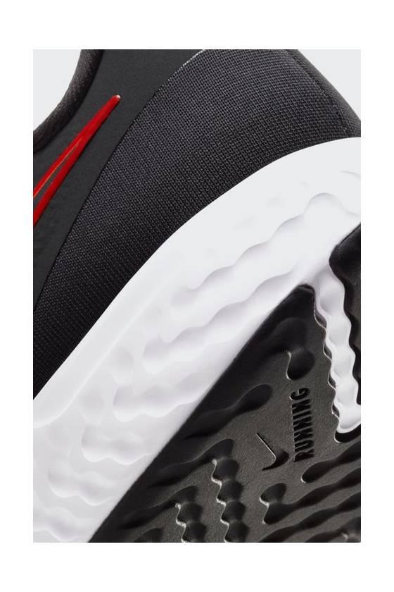 Zapatillas Nike Revolution 5 Black/Atom- BQ3204-017 - masdeporte