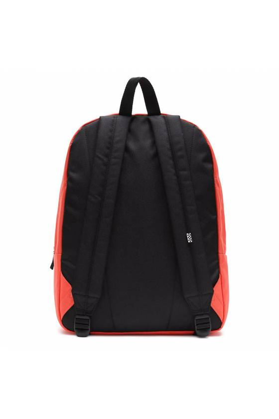 WM REALM BACKPACK hot coral SP2021