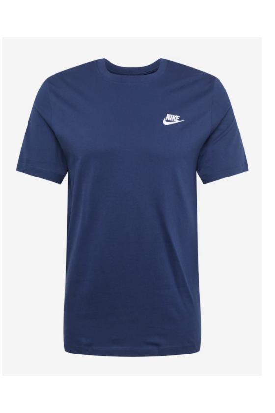 Camiseta Nike Sportswear OBSIDIAN/W - masdeporte