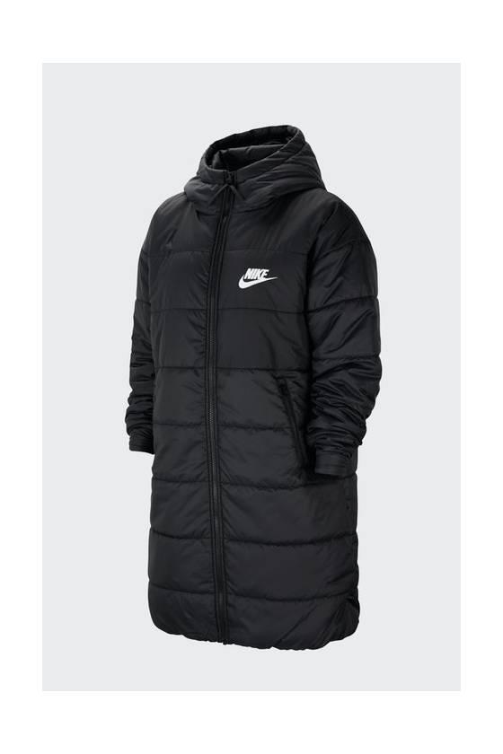 Parka Nike Sportswear Synthe BLACK/WHIT-masdeporte
