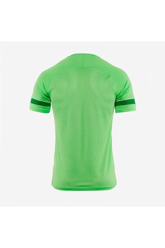 Camiseta Nike Dri-FIT Academy LT GREEN S - masdeporte