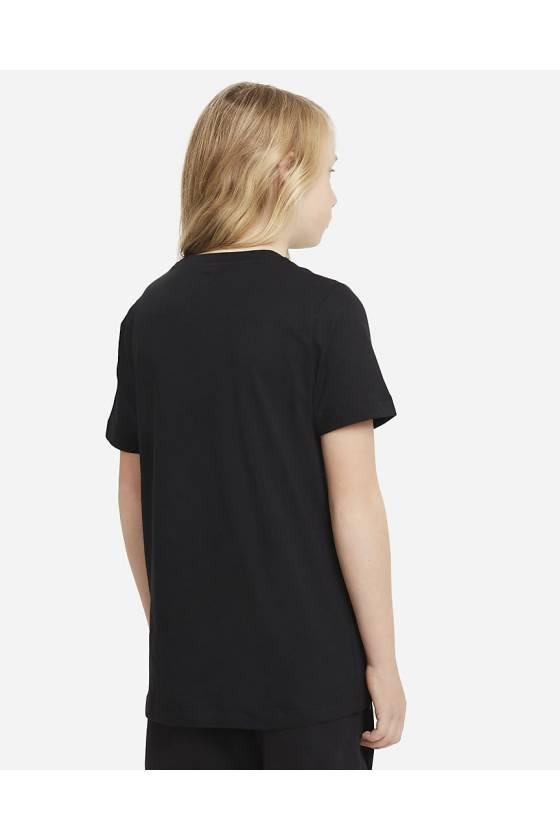 Camisetas Nike Sportswear BLACK/LT S - masdeporte