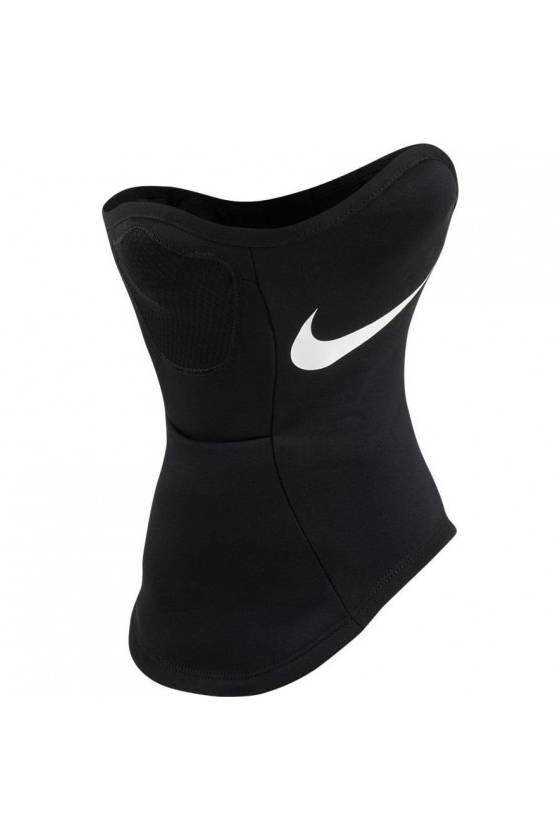 Cuello térmico Nike Strike Winter War BLACK/WHIT-masdeporte
