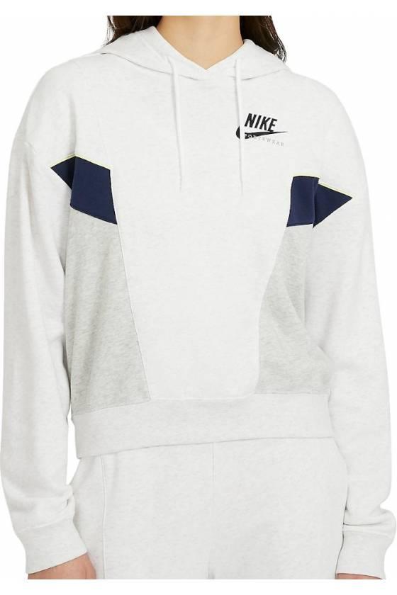 Sudadera Nike Sportswear Herita BIRCH HEAT - masdeporte