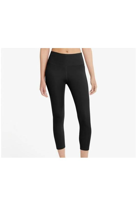 Nike Leggings  Sportswear Essent BLACK/WHIT - masdeporte