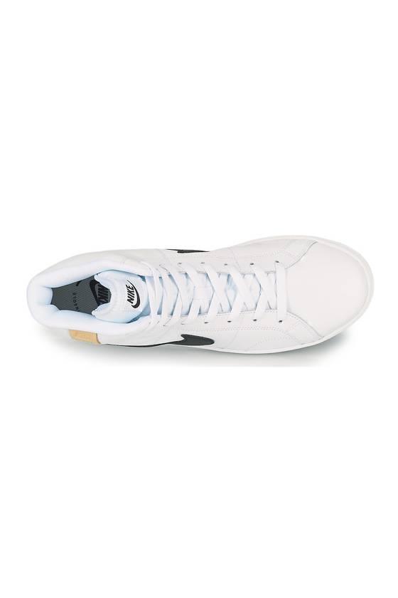 Zapatillas Nike Court Royale 2 Mi WHITE/BLAC - masdeporte