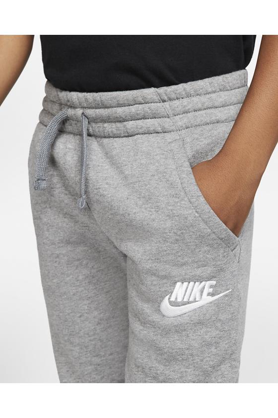 Pantalones Largos Nike Sportswear Club F CARBON HEA -masdeporte