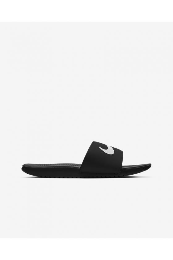 Sandalias Nike Kawa BLACK/WHIT-masdeporte