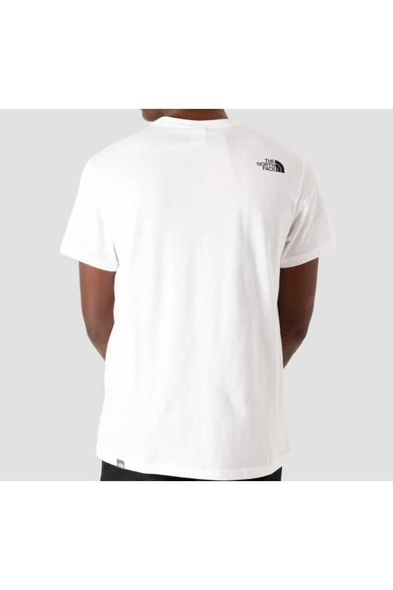 Camiseta The North Face Simple Dome - masdeporte