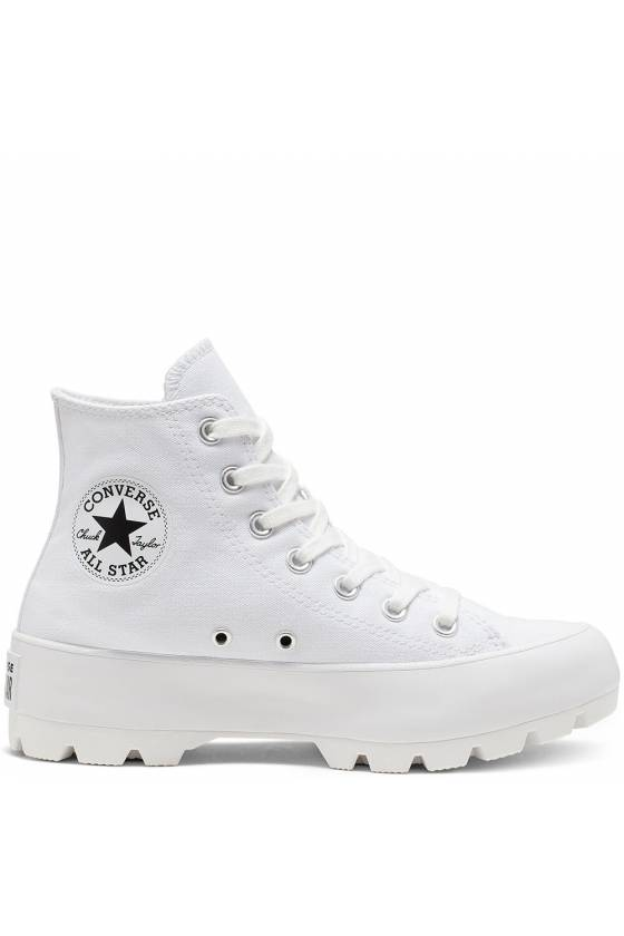 Zapatilla Converse Chuck Taylor All Star Lugg - masdeporte