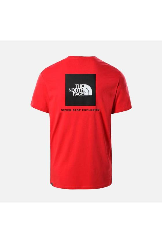 M S/S RED BOX TEE Rococco Re SP2021